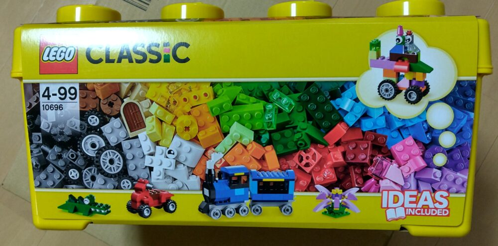 アマゾン レゴ クラシック amazon LEGO classic
